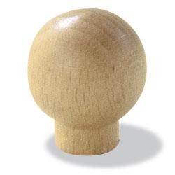 Gałka drewniana G124