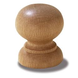 Gałka drewniana G78