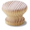 Gałka drewniana G106