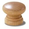 Gałka drewniana G70